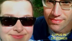 Lupus in de zomer