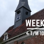Geluksmomentjes | Week 36 | open Monumentendag & bios