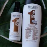 Review | Revlon Uniq1 kokos haarverzorging | Shampoo & masker
