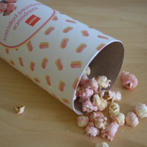 popcorn met tompouce