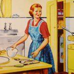 Lifestyle | Huisvrouwen vroeger & nu | Hoe zie ik mezelf daarin?