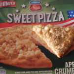 Smakelijk! | San Marco | Apple crumble sweet pizza