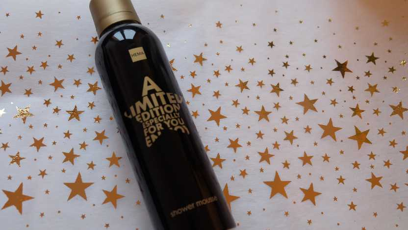 Review | HEMA douche mousse limited edition | Especially for you ENJOY