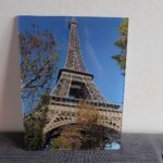 Interieur | Foto op glas | Parijs vereeuwigd | Samenwerking