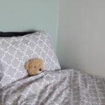 Interieur | Heerlijk slapen onder een flanellen dekbed