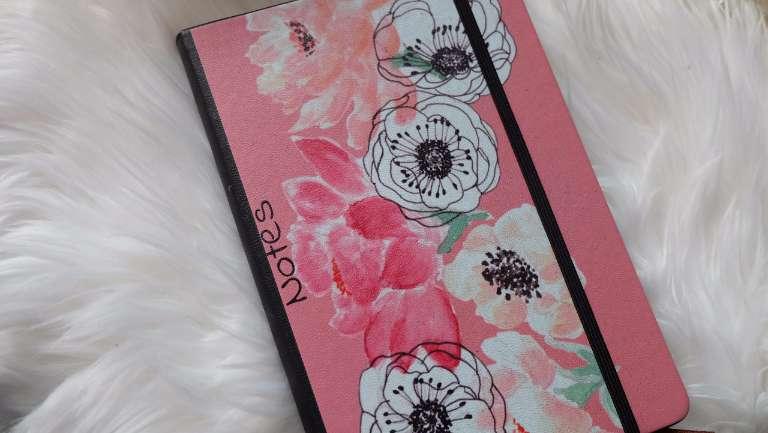 notitieboek ontwerpen