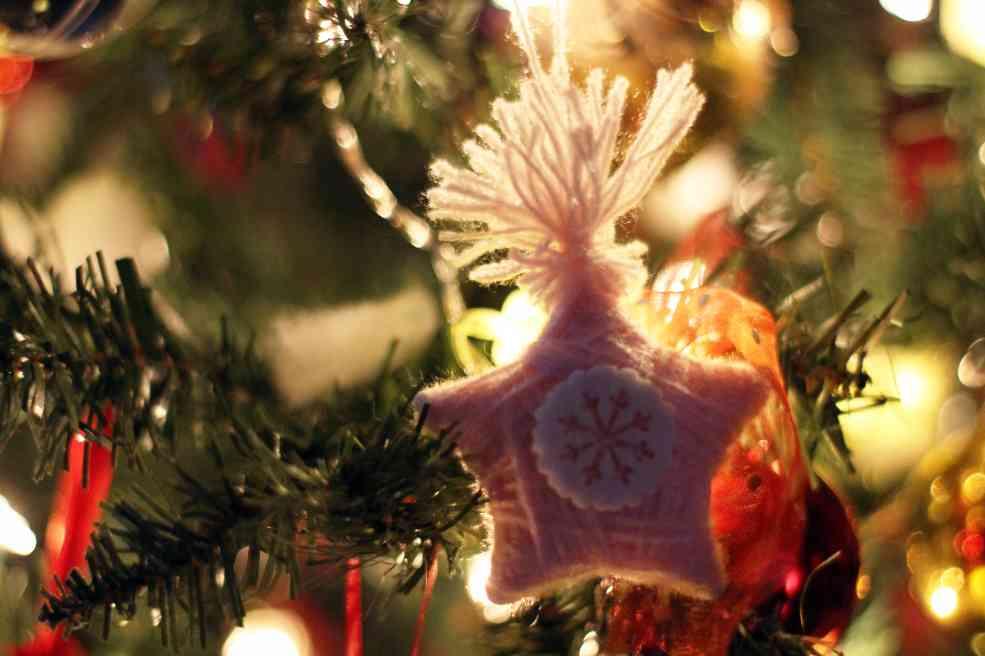 budget kerst ornamenten