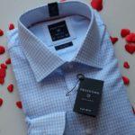 Jurjen verrassen met een Profuomo overhemd