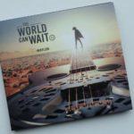 Nieuw album Waylon & Songfestival | The world can wait!