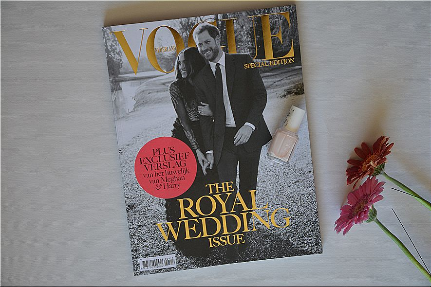 Vogue Harry & Meghan