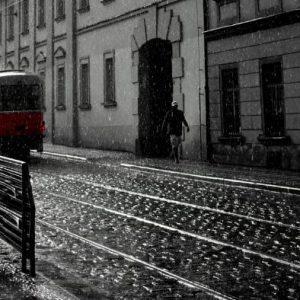 tram regen