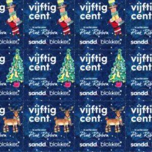 Kerstzegels van Sandd