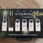 Eliza Jones | 7 day vitamin glow | Radiance treatment