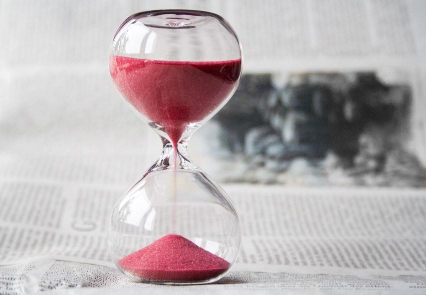chronisch tijd tekort