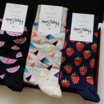 Blije voeten met Happy socks
