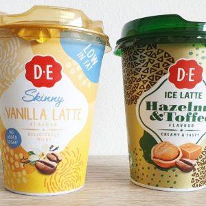 DE Ice coffee