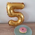 5 jaar enJOYce life   + Winacties! 🥳